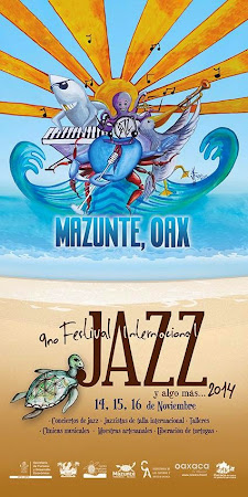 Festival de Jazz Mazunte 2014