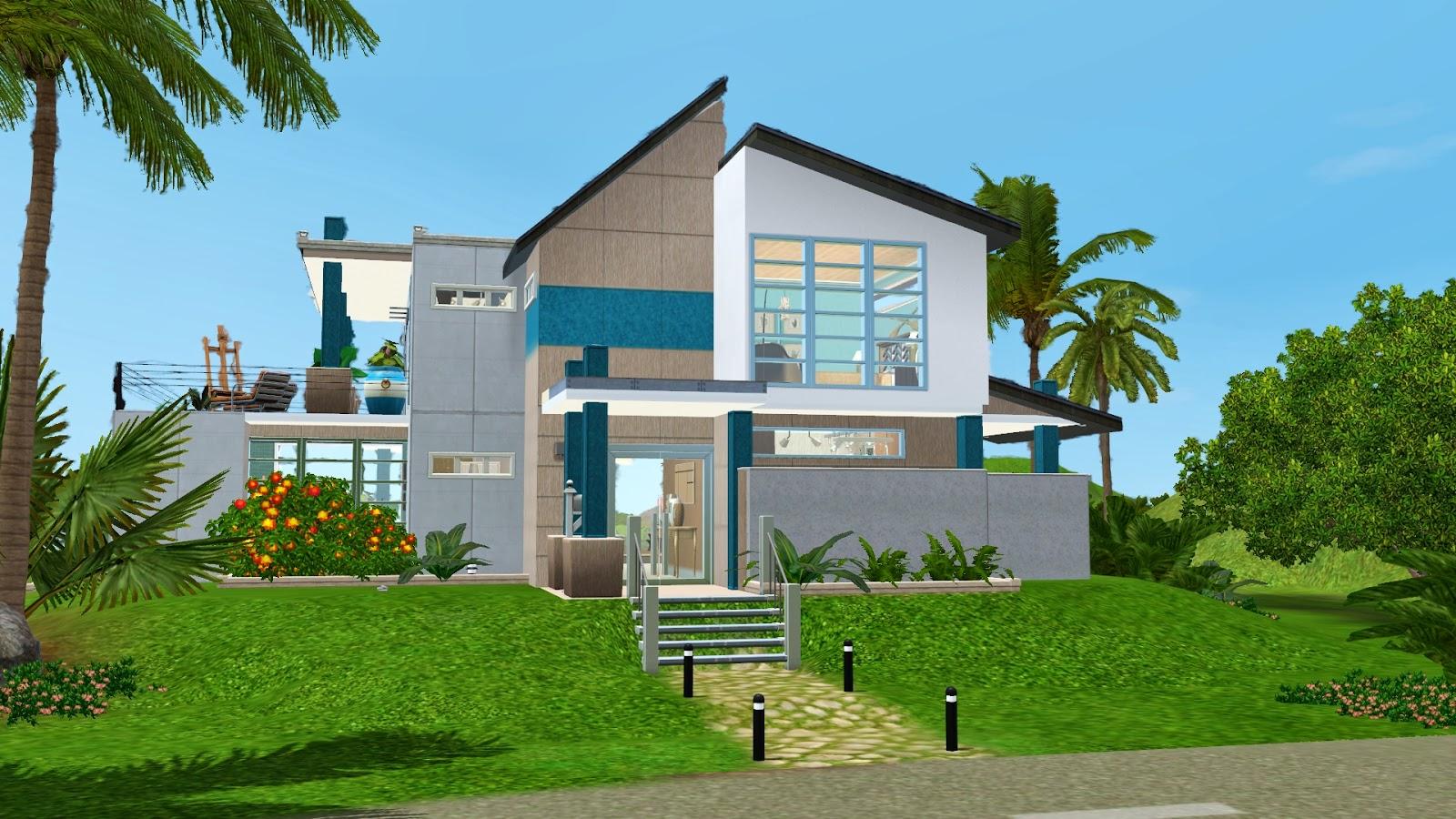 Turquoise Bay Modern
