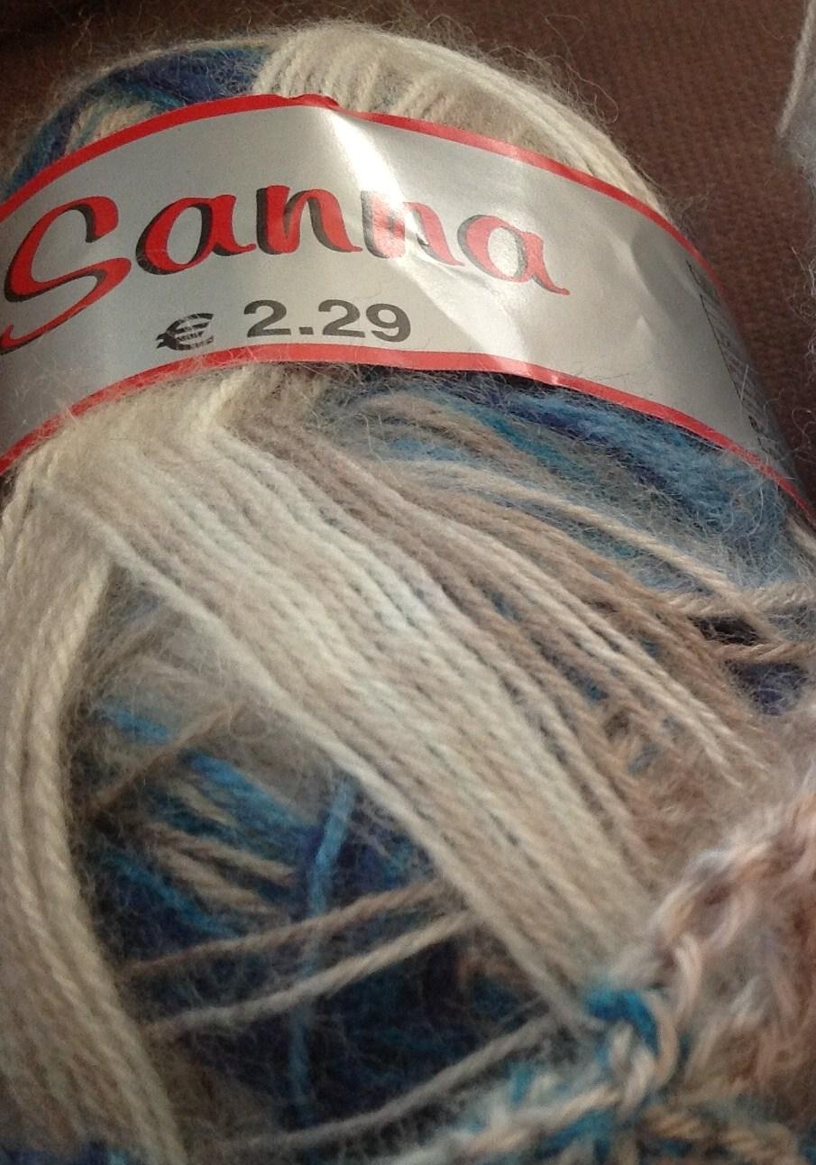 Gemeleerde wol wibra