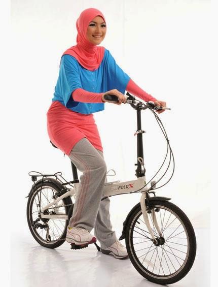 Busana Hijab yang Cocok dan Nyaman Saat Olahraga