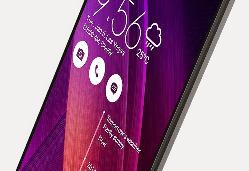 Asus zenfone 2 full screen hd