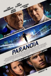 Paranoia 2013 Movie Poster Images Wallpapers Full Movie
