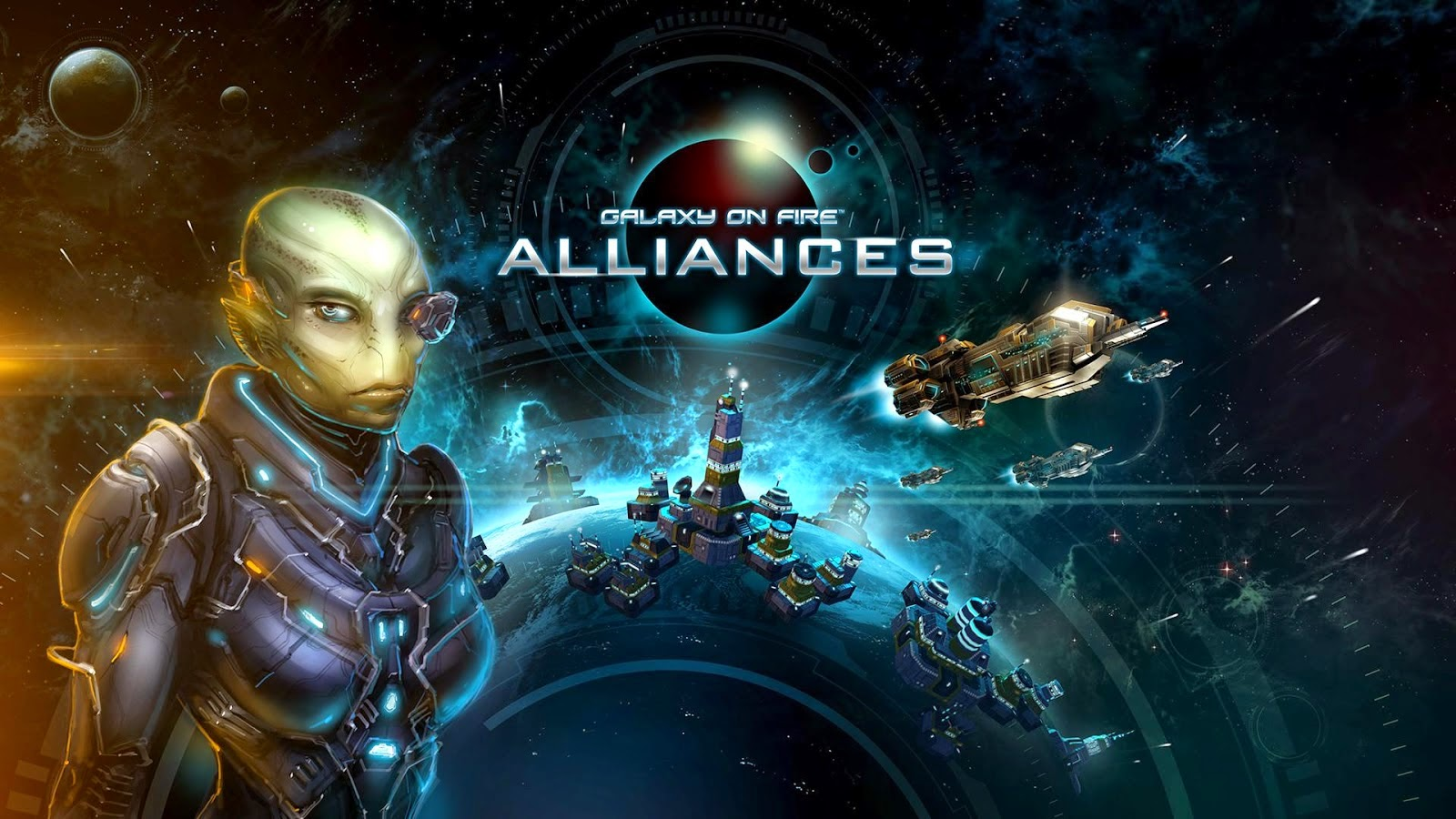 Mod Game Galaxy on  Fire™ - Alliances Apk