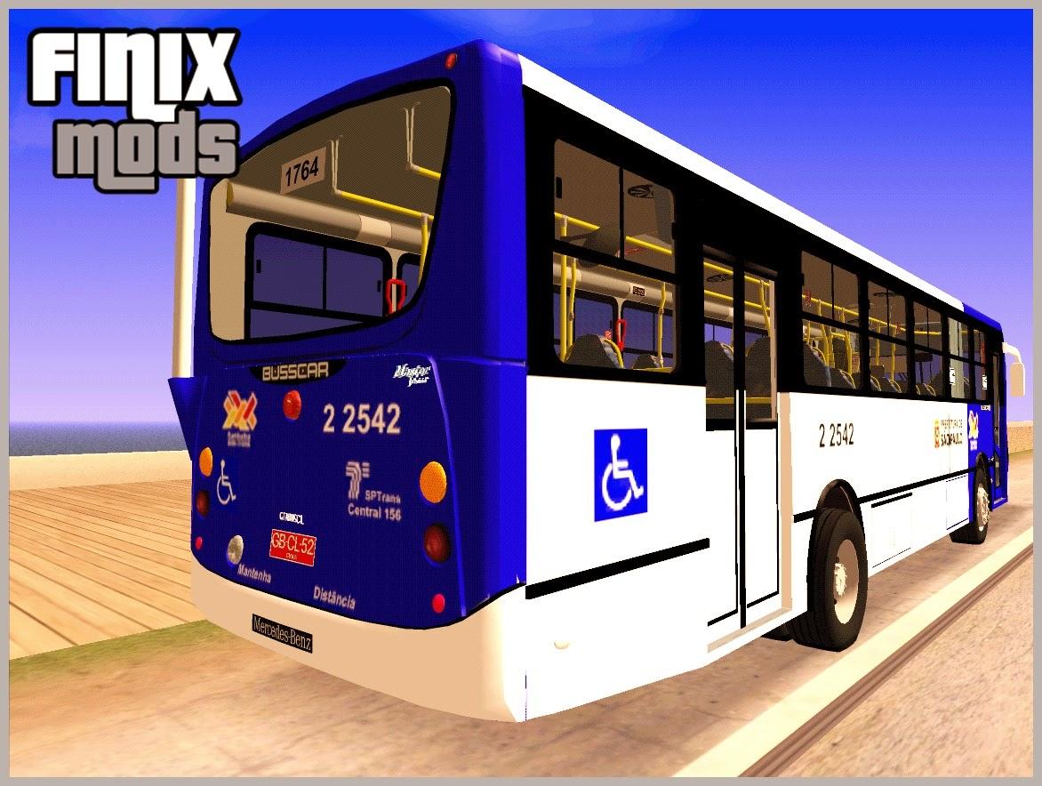 Busscar Urbannus Pluss M.Benz OF-1722M Samba�ba