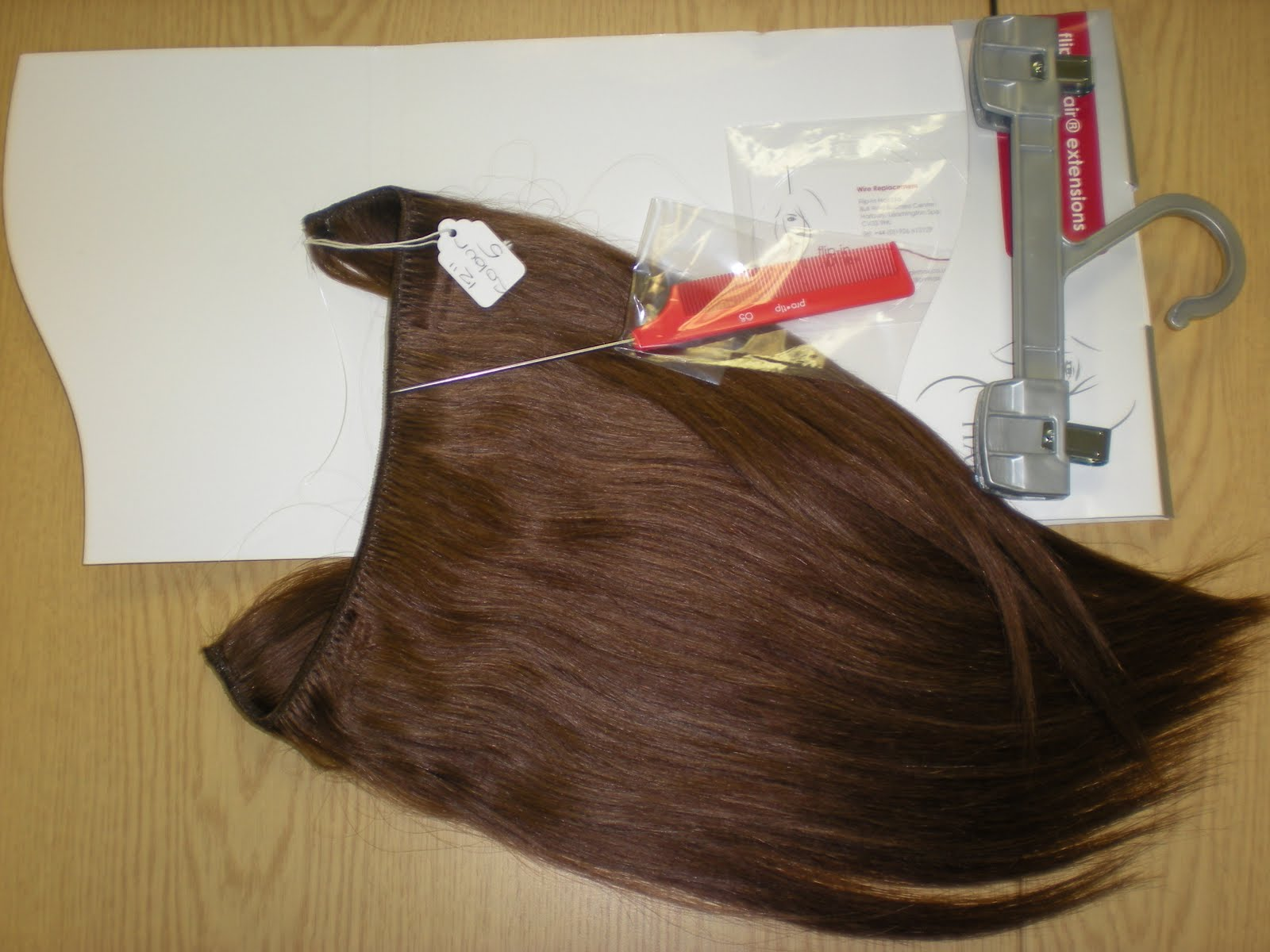 Michaelas Trailers Hair Beauty Review Of Flip In Hair Extensions