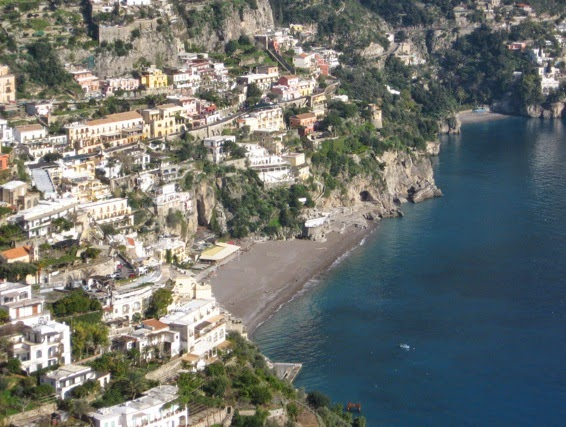 AMALFI COAST - Top List of Best Travel Countries in the World