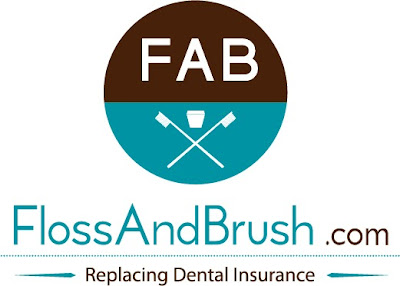 FlossAndBrush.com Logo