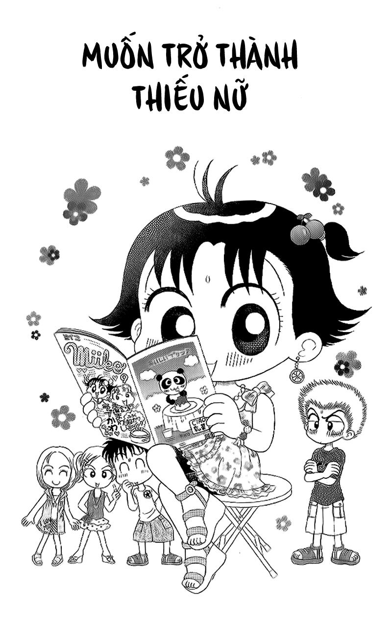 Kocchi Muite! Miiko chap 16 - Trang 1