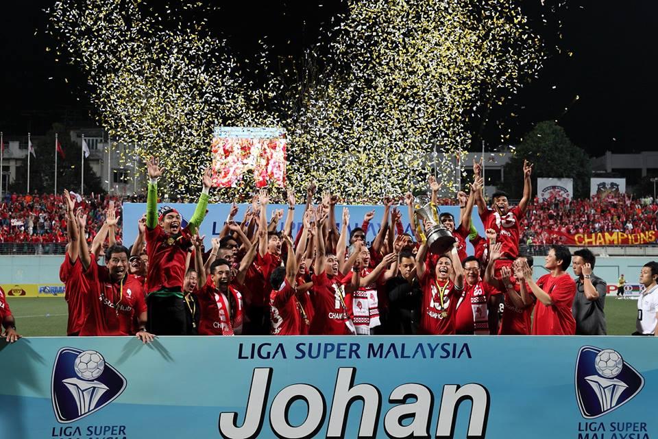 Lions XII Juara Liga Super 2013
