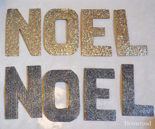 glittered holiday letters www.homeroad.net