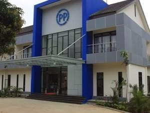 PT PP (Persero) Tbk - Fresh Graduate Administrator PTPP November 2014