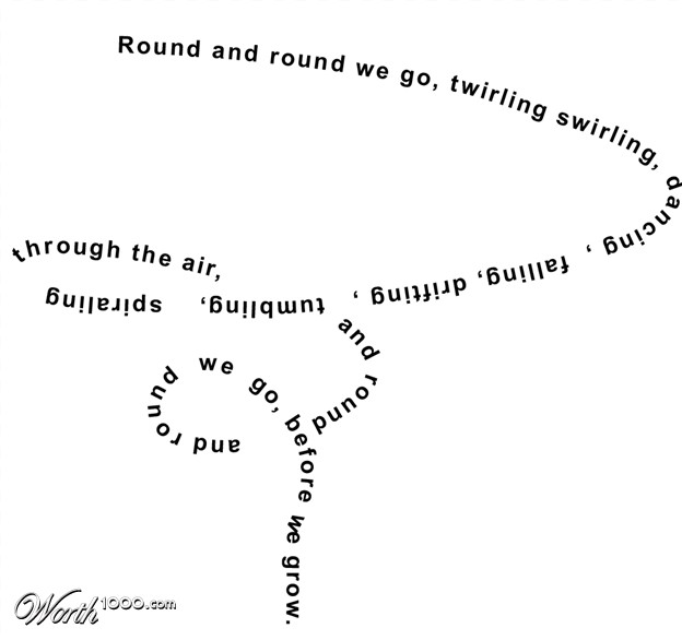 Examples of concrete poems students 1 quote for Concrete diction