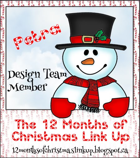 DT bij: The 12 Months of Christmas