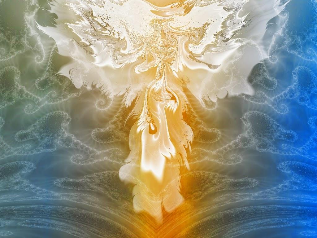 anjos sem forma