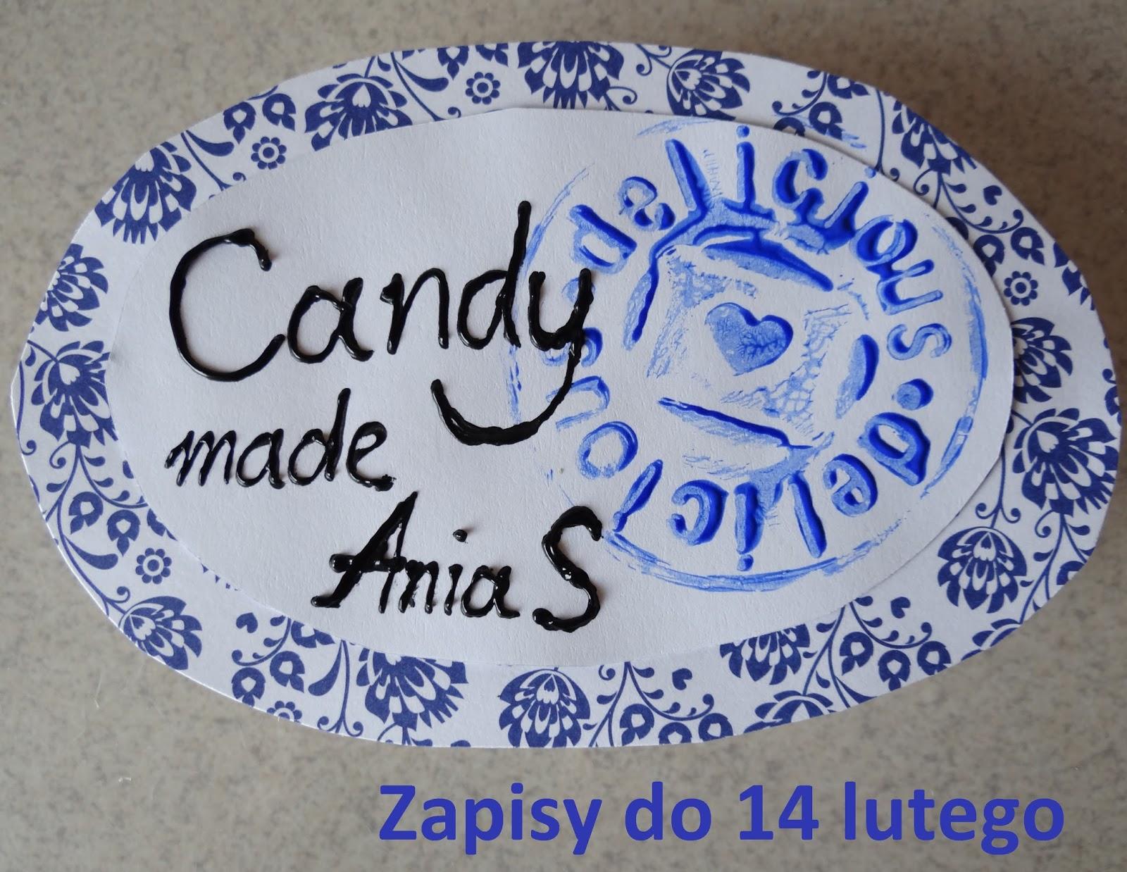 Wygrane Candy u Ani S.