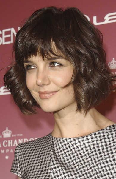 nice hairstyle layered short