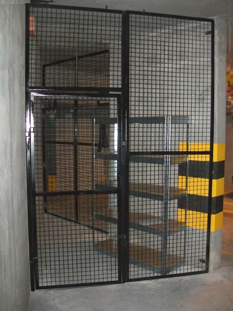 warszawa bezpieczny schowek na narzedzia w garazu podziemnym siedlce