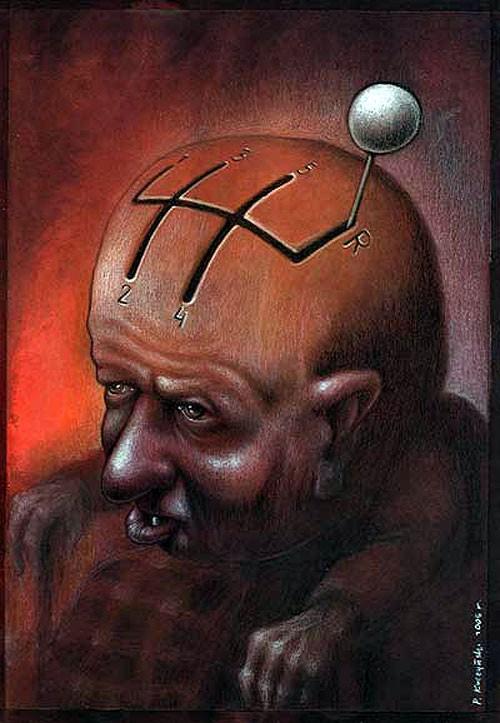 Pawel Kuczynski (Link Site do Artista)
