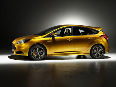 2012 Ford Focus ST Side View