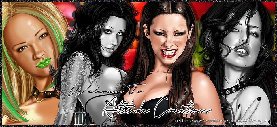 Attitude Creations By Annette