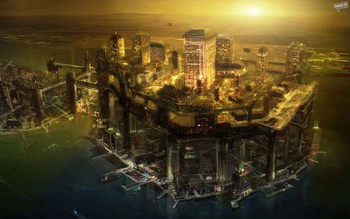 Terror in the sea Deus-ex-human-revolution-city