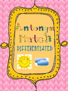 http://www.teacherspayteachers.com/Product/DIFFERENTIATED-Antonym-Task-Matching-Cards-Vocabulary-Word-Work