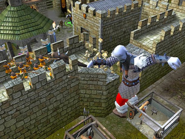 скачать игру Stronghold Legends 2 через торрент - фото 3