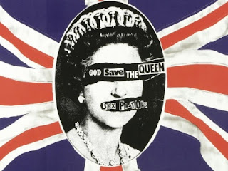 Punk Rock, Sex Pistols, God Save the Queen