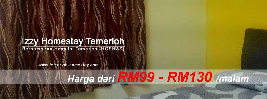 iZZy Homestay Temerloh Pahang