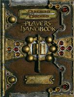 Livro do jogador Dungeons & Dragons 3.5