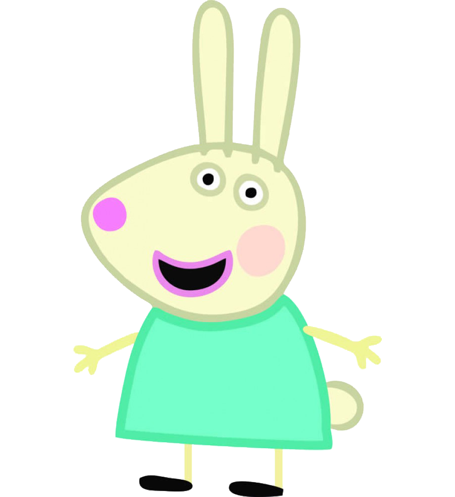 cartoon characters peppa pig  png s goat clip art black and white goat clip art pic