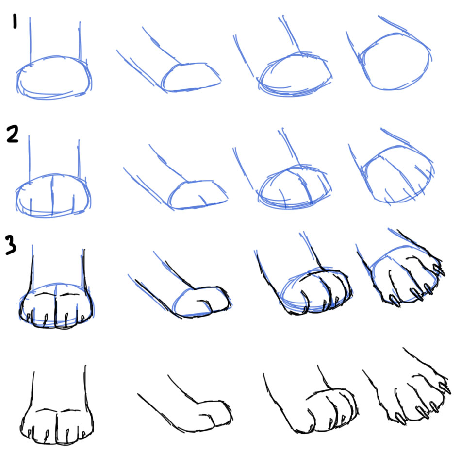 Simple Shape Drawing Draw The Basic Shapes