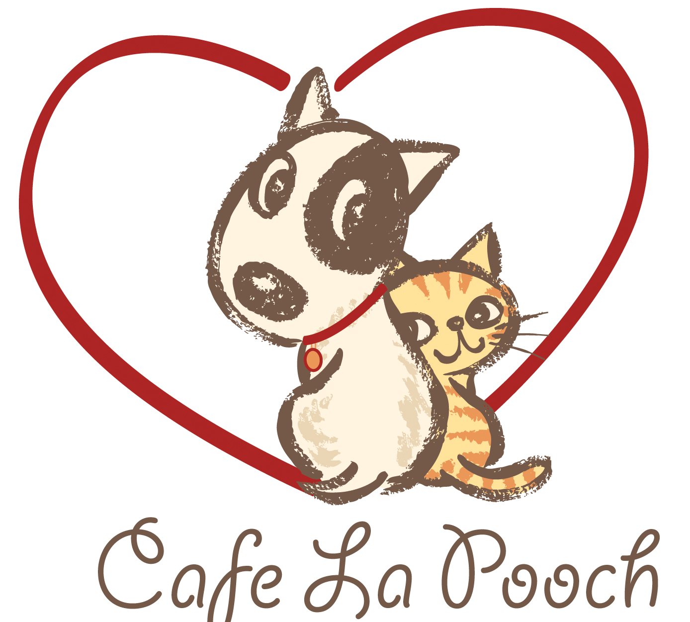 Cafe La Pooch Tags