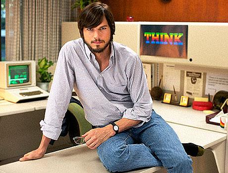 ASHTON Kutcher memegang watak sebagai pengasas bersama syarikat Apple, Steve Jobs dalam filem bertajuk jOBS yang diarah oleh Joshua Michael Stern.