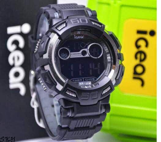 I Gear I07 Original full black