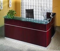 Napoli Reception Desks
