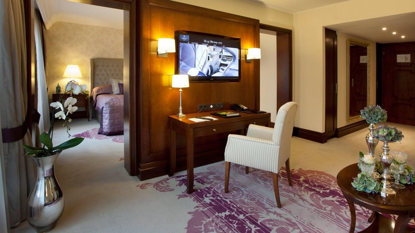 Dica de Hotel em Frankfurt Alemanha HOTEL KEMPINSKI Gravenbruch 5  #A96F22 1422 800