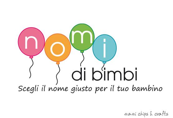 Mami Chips Crafts Il Mio Logo Per Nomidibimbi It