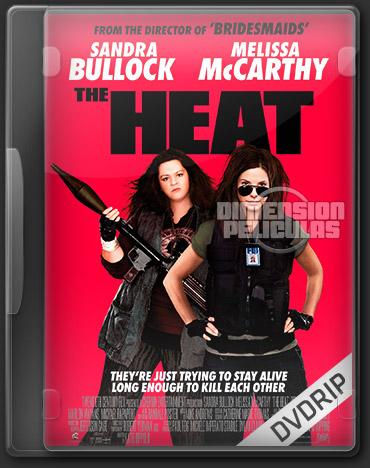 The Heat (DVDRip Ingles Subtitulada) (2013)