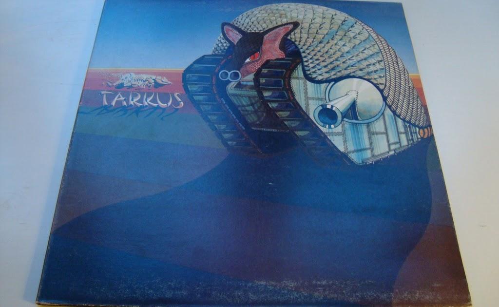 Vinyl Stockholm Emerson Lake Amp Palmer Tarkus 1971 Uk