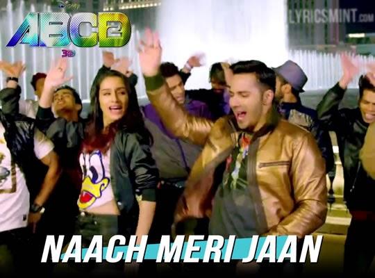Naach Meri Jaan from ABCD 2