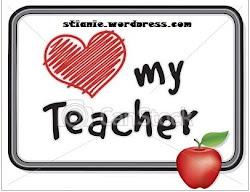 My teacher's Blog