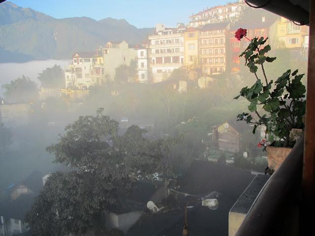 Vietnam Sa Pa view