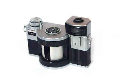 KMZ Horizont Горизонт camera