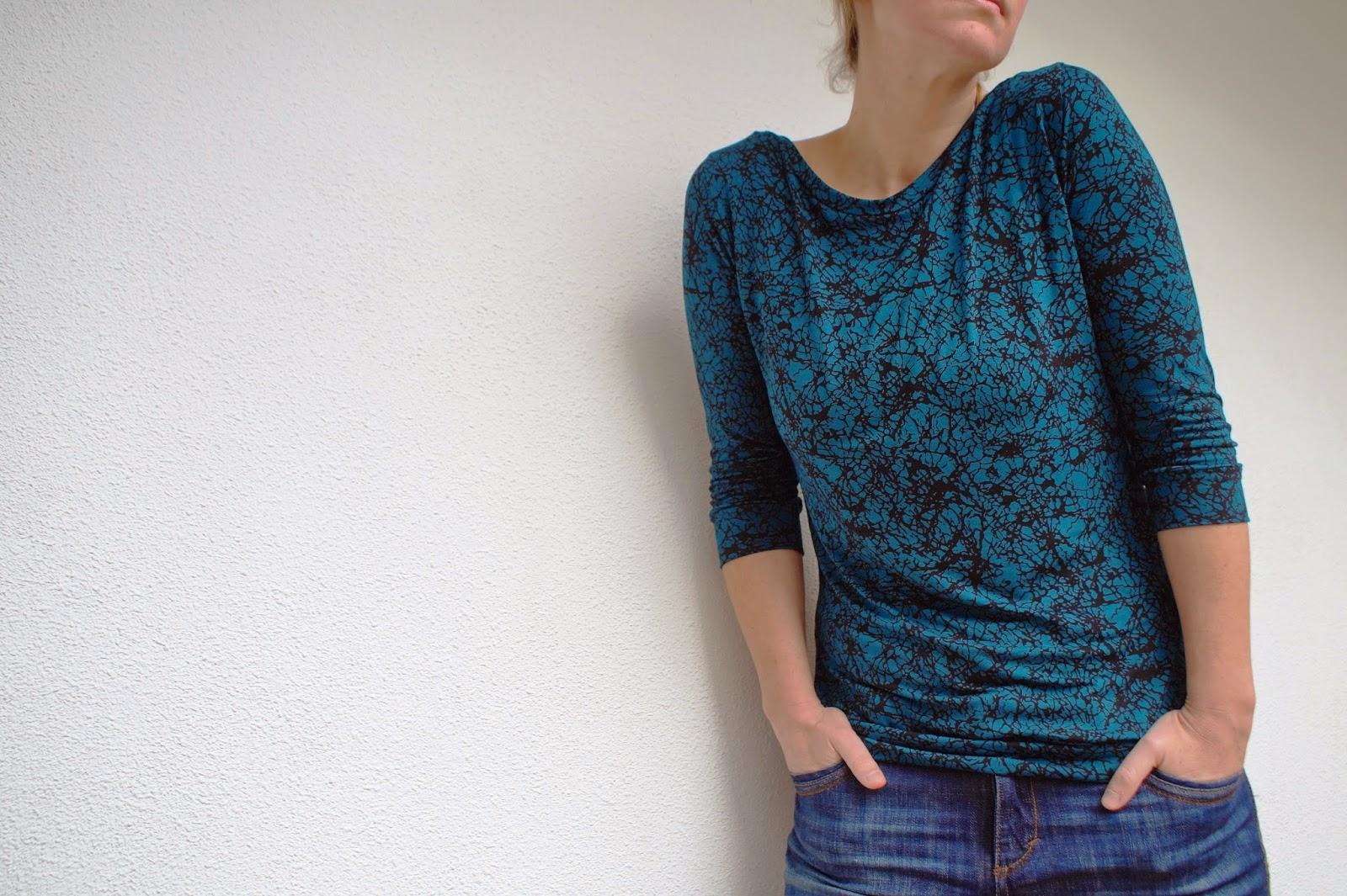 Otium sweater (pattern Sofilantjes) - huisje boompje boefjes