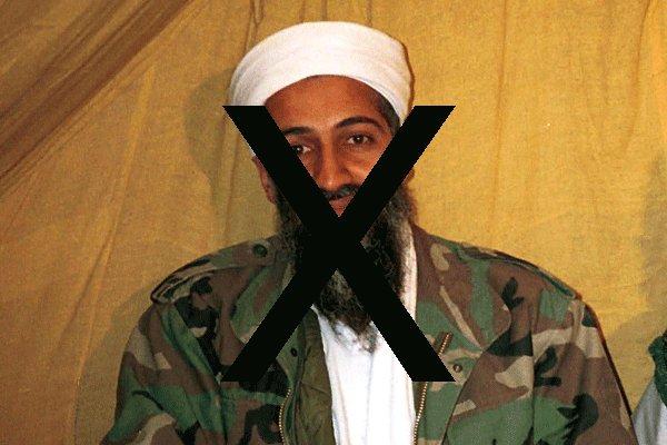 taliban osama bin laden. Nice work Taliban, Osama is a