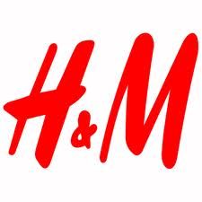 H&M logo, H&M Latvia, Fashion News in Latvia