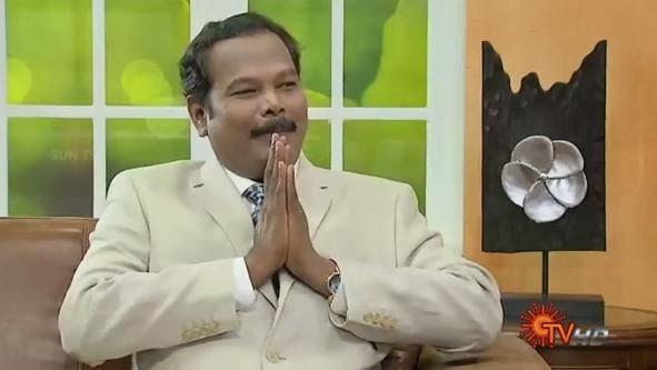 Virundhinar Pakkam – Dr M N Shanker – Sun TV Show 03-10-2013