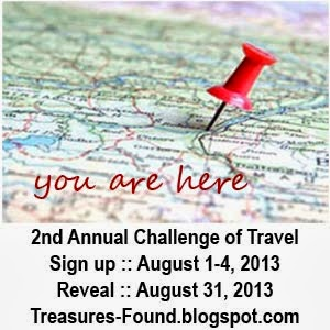 2nd Annual Challenge of Travel