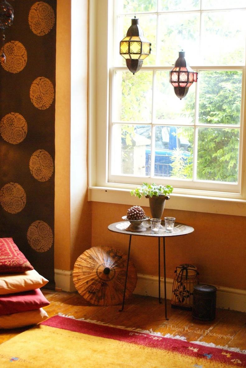 Canto do Feng Shui: Cores para decorar e energizar